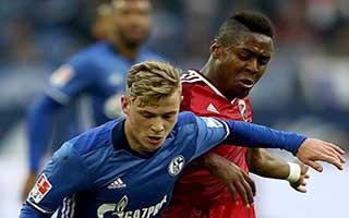 Schalke vs Ingolstadt