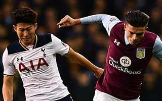 Tottenham Hotspur vs Aston Villa
