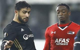 AZ Alkmaar vs Lyon