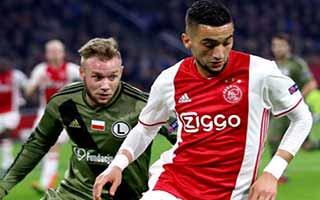 Ajax vs Legia Warszawa