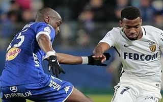 Bastia vs AS Monaco