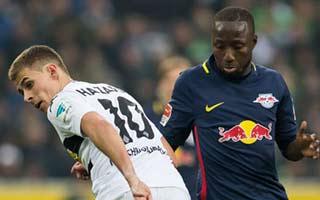 Borussia Monchengladbach vs RasenBallsport Leipzig