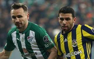 Bursaspor vs Fenerbahce