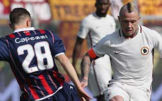 Crotone vs AS Roma