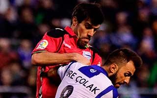 Deportivo La Coruna vs Alaves