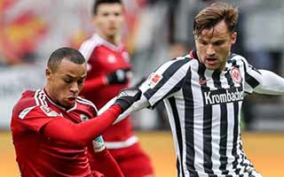 Eintracht Frankfurt vs Ingolstadt