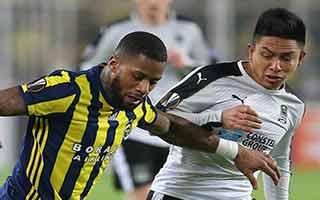 Fenerbahce vs Krasnodar