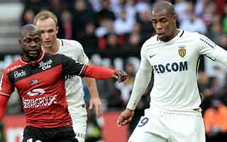 Guingamp vs AS Monaco