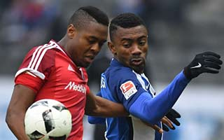 Hertha Berlin vs Ingolstadt