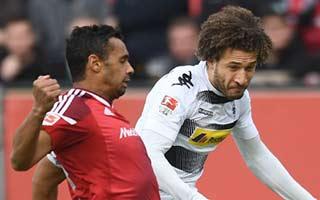Ingolstadt vs Borussia Monchengladbach