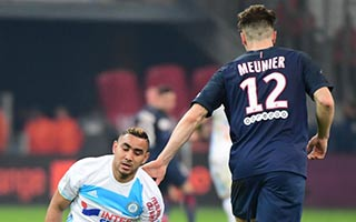 Marseille vs Paris Saint-Germain