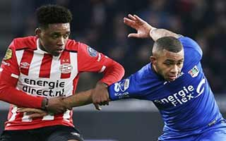 PSV Eindhoven vs NEC Nijmegen