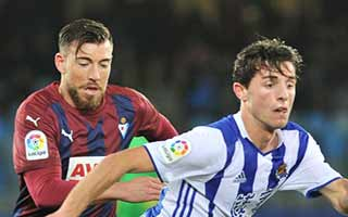 Real Sociedad vs Eibar