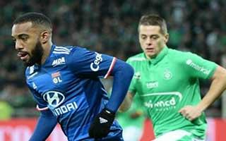 Saint-Etienne vs Lyon
