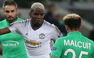 Saint-Etienne vs Manchester United