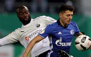Sandhausen vs Schalke