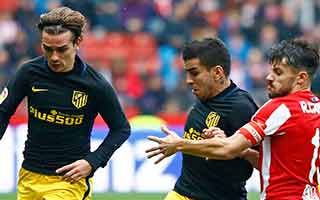 Sporting Gijon vs Atletico Madrid