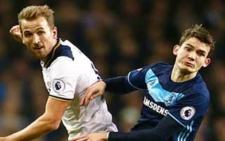 Tottenham Hotspur vs Middlesbrough