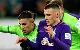 Wolfsburg vs Werder Bremen