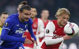 Ajax vs Copenhagen