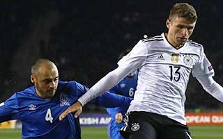 Azerbaijan vs Germany