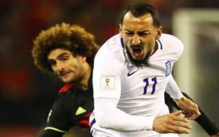 Belgium vs Greece