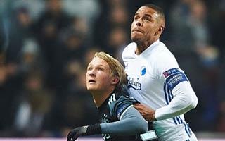 Copenhagen vs Ajax