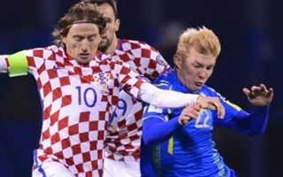 Croatia vs Ukraine