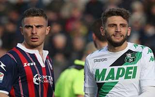 Crotone vs Sassuolo