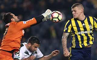 Fenerbahce vs Konyaspor