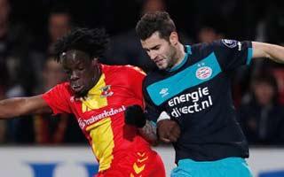 Go Ahead Eagles vs PSV Eindhoven
