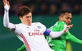 Hamburger SV vs Borussia Monchengladbach