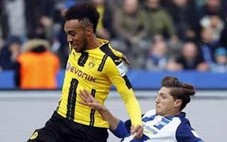 Hertha Berlin vs Borussia Dortmund
