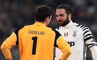 Juventus vs Porto