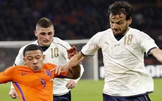 Netherlands vs Italy