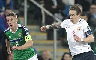 Northern Ireland vs Norway