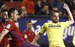 Osasuna vs Villarreal