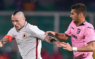 Palermo vs AS Roma