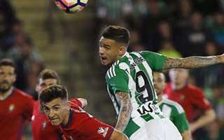 Real Betis vs Osasuna