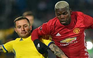 Rostov vs Manchester United