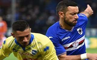 Sampdoria vs Pescara