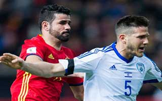 Spain vs Israel