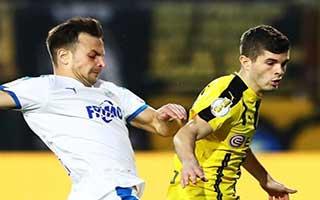 Sportfreunde Lotte vs Borussia Dortmund