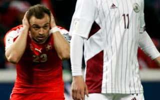 Switzerland vs Latvia