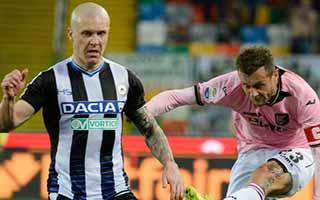 Udinese vs Palermo