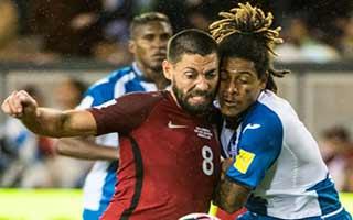 United States vs Honduras