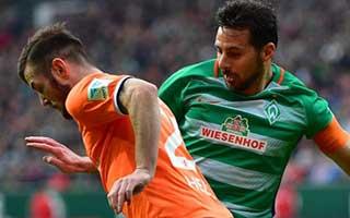 Werder Bremen vs Darmstadt