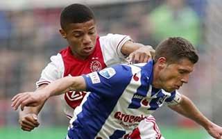 Ajax vs SC Heerenveen