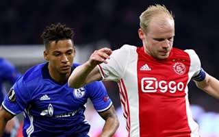 Ajax vs Schalke