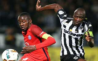 Angers vs Paris Saint-Germain